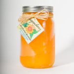 32 Ounce Sunflower Summer Scented Mason Jar Candle