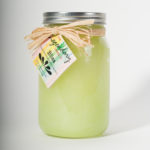32 Ounce Bliss Scented Mason Jar Candle