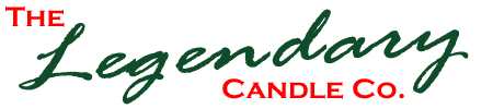The Legendary Candle Co. Logo