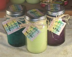 Free 32 ounce mason jar when you buy two