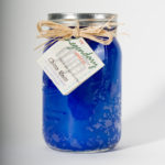 32 Ounce China Rain Scented Mason Jar Candle