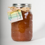 32 Ounce Leather Scented Mason Jar Candle