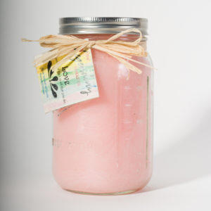 32 Ounce Love Scented Mason Jar Candle