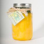 32 Ounce Lemon-Lime Squeeze Scented Mason Jar Candle