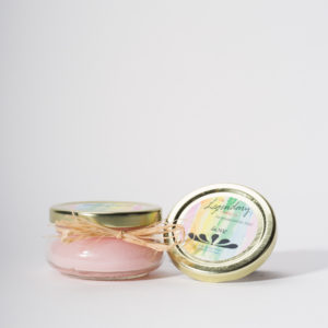 4 Ounce Love Scented Tureen Jar Candle