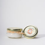 4 Ounce Coconut Macaroon Scented Tureen Jar Candle